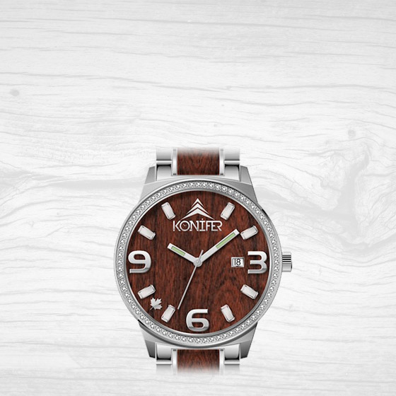 ladies wooden watches